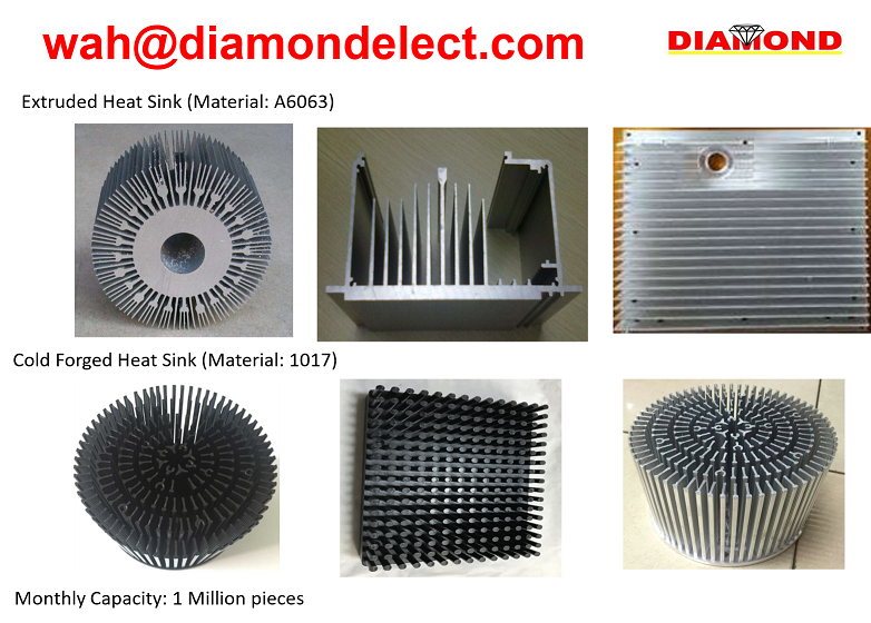 Diamond Electronics HK Co Ltd.