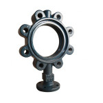 Casting Stainless Steel precision cast product DN40 Valve Body