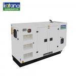 global warranty 50kva  silent diesel generator