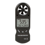 Mini Anemometer/Portable Anemometer,wind speed meter measurement items: Air velocity 0.3-30 m/S ,Air temperature TL-300