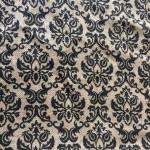 Fonesun-L579-2  Pigment Printed Jute Fabric