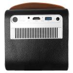 2018 New Smart LED Mini Portable Projector DLP Digital Home Theater Video Multimedia Projector
