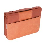 Gospel Two-tone Bible  Book Coves  (Large) bible cover case with zipper  western bible covers