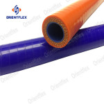 heat resistant flexible 4 inch car silicone straight meter hose for auto