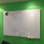 Magnetic Glass Whiteboard Dry Erase Glass Writing Board