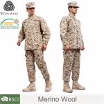 Merino wool desert digital uniform army clothes military surplus, military uniform army surplus clothes