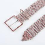 New Design Bling rhinestone crystal belt for women