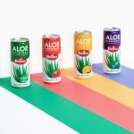 Wholesale Korea DELLOS Multi Flavor Aloe Vera Drink