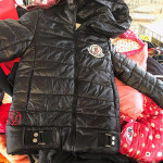 CHILDREN USED WINTER CLOTHES