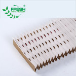 High efficiency filter media pleated air filter paper for spray booth