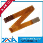 Car flat dvd cable mobile phone flex cable