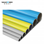 Fast installation AIRnet aluminum alloy compressed air hose pipe