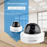 Manufacturer 16 Channel H.265+ NVR POE 5MP CCTV Video Surveillance Kit 16ch  IP Camera Security System For Indoor