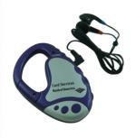 Mini  FM  Auto Scan Radio with Carabiner &Mountaineering Buckle