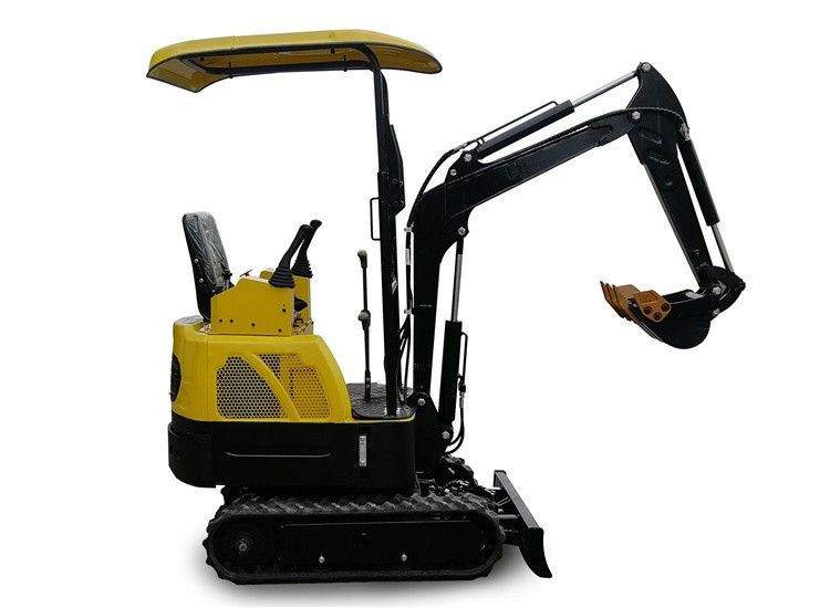 Import New 2 ton tailless mini excavator from China