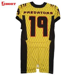 Aibort Hot Sale American Football Jerseys Wholesale Custom American Football Jersey Sublimated american football uniform