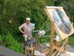 Fresnel lens for solar energy collector system(1000*1000mm)
