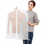 Garment Bags for Storage and Travel  Anti-Moth Protector Suit Cover with Clear Window for Suit Jacket Shirt Coat Dress