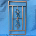 House Window Iron Gill