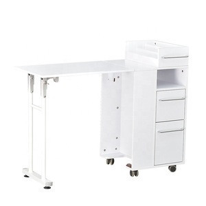 Import Manicure Table Nail Salon Furniture Tables For Sale Used From China Find Fob Prices Tradewheel Com