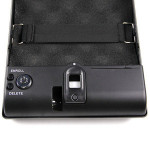 Ospon Optical Fingerprint Handgun Safe Lock Box