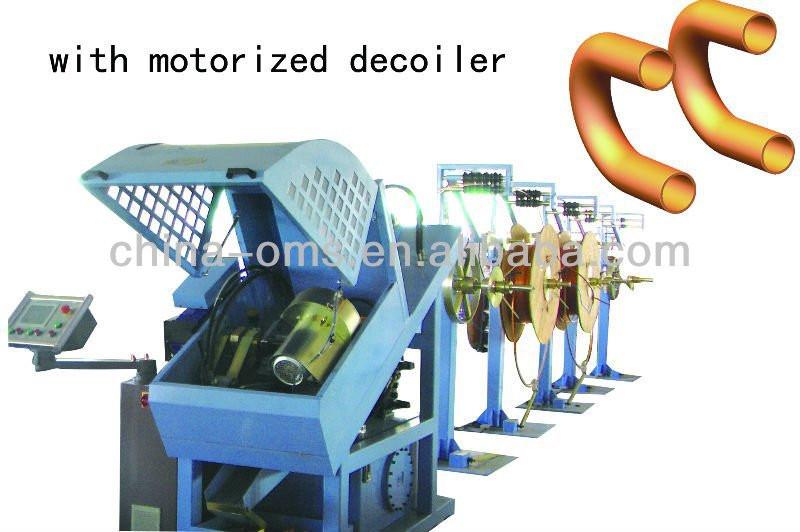 return copper pipe U bender bending machine