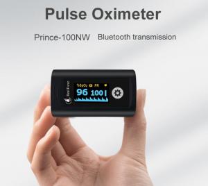 Fingertip Oximeter Pulse Oximeter Oxygen Saturation Meter SPO2 Reading Blood Pressure Monitor With WIFI - OEM