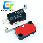 16A 250VAC 3Pins Micro Switch V-156-1C25 With Roller