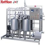 Plate Type milk batch Pasteurizer