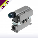 Top quality HE 24 pins Industrial Heavy duty connector for Machinery Automation
