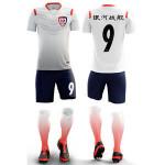 2020 New Men Soccer Jerseys Set Training Uniforms Football Team Sport Wear
