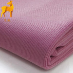 2019 High quality rib combed cotton knitting fabric price kg