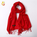 High quality low price custom printed fashion couples warm long scarf shawl wrap hijab festival gift
