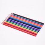 Hot Sale Promotional European Standard Customized Brands Kids Plastic Color Pencil 36 Sets