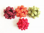 Satin/organza Material and Luster Style gifts satin ribbon butterfly bow