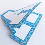 Factory price letter shaped sticky notes,custom sticky notes