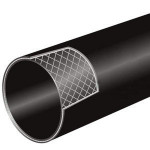 High Pressure PN10 DN 160mm Steel Wire Mesh Reinforced hdpe pipe