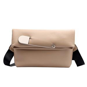 Plain New Fashion Single Shoulder Bag Korean Women's Fashion One Shoulder Messenger Bag Small Square Bag