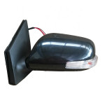 fit corolla 2010 automobile accessories for toyota corolla 2010 side mirror with light rearview mirror body parts exterior parts