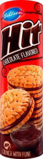 Bahlsen HIT Chocolate flavored biscuits 220g