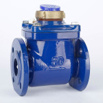 fast shipping removable element woltman water meter from China