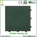 UK hot selling outdoor playground discontinued rubber floor tiles