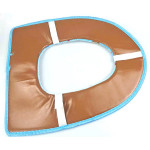 Wholesale premium quality hot selling toilet seat cover pad with cheap price