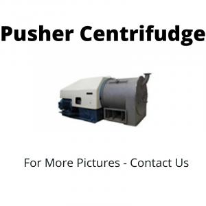 Pusher Centrifuge P-60