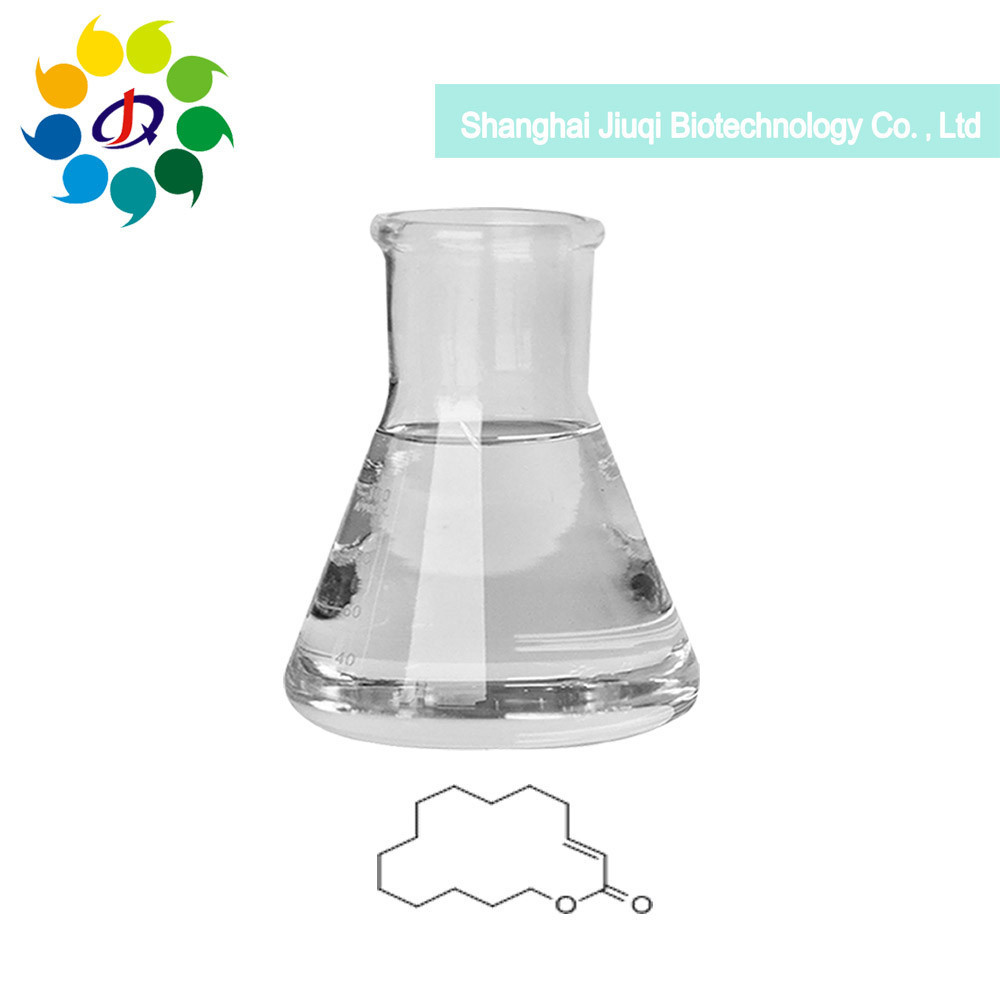90%Natural Flavour&Fragrance CAS#34902-57-3 Oxacylohexadecen-2-one