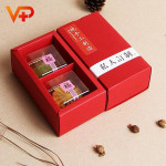 Custom Design Drawer Or Magnetic Mooncake Paper Gift Box
