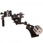 Tilta DSLR Shoulder Rig TT-03-TL with Follow Focus, Counter Weights , Adjustable Shoulder Pad for DSLR Camera