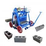 Fly Ash Brick Making Machine Semi-automatic hollow mobile brick making machine Africa manual small block brick machine