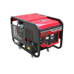 Open Type 10KW Twin Cylinders Gasoline Generator LT13000ME
