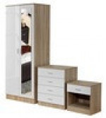 White UV chipboard/particle board for furniture